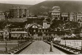 Old pier Ventnor