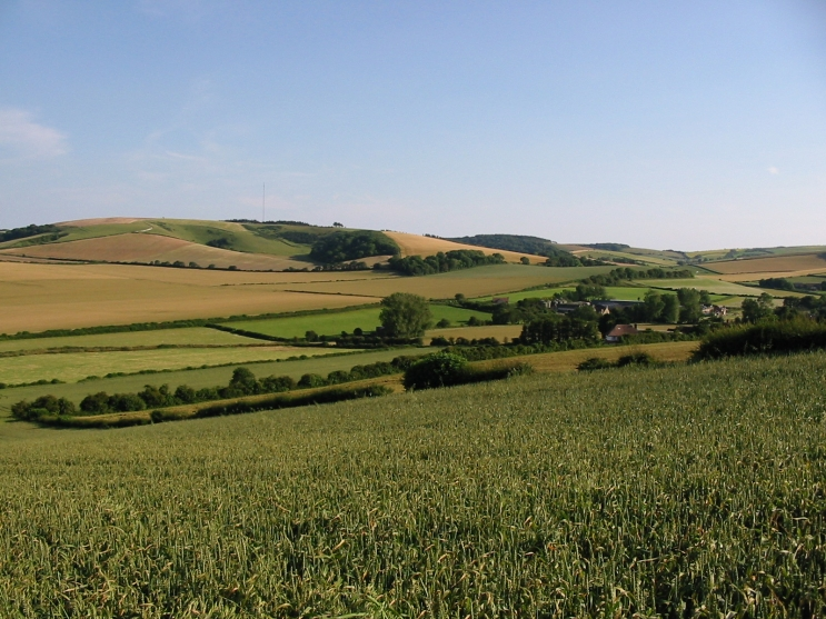 The Bowcombe Valley, Isle of Wight