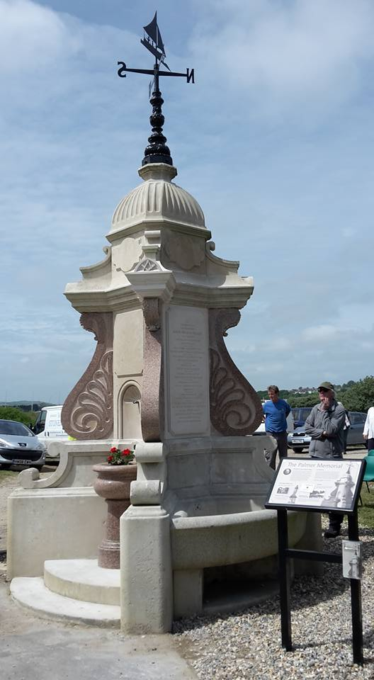 Palmer Memorial, Bembridge